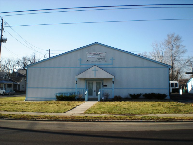 Church Building For Sale – 2425 E. Prospect, Indianapolis, IN 46203